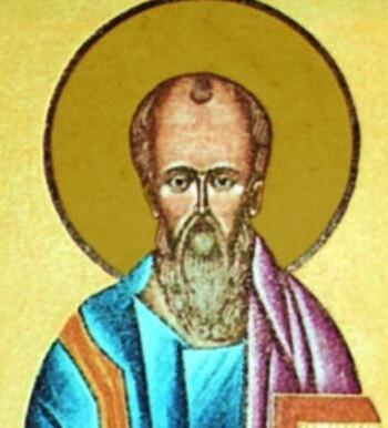 Icon of St. John, the Apostle