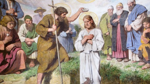 The Baptism of our Lord,