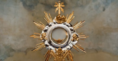 The Feast of Corpus Christi